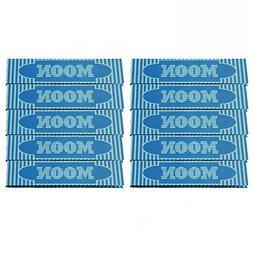 10×32 sheets 108mm King Size Slim Moon Blue Cigarette Tobac