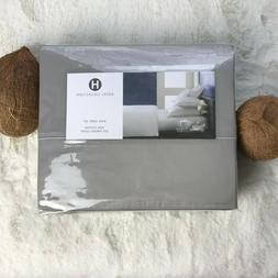 HOTEL COLLECTION 100% Cotton 525TC Casual Luxury KING Sheet