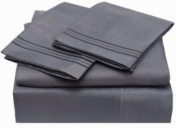 100 percent egyptian cotton sheets set 400