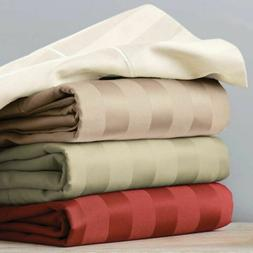 1000 Count 100% Egyptian Cotton 6 PCs Sheet Set Select US Si
