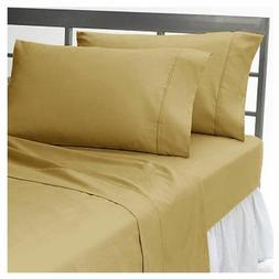 "1000 TC Egyptian Cotton 10""To 30"" Deep Pocket Bedding Item&S"