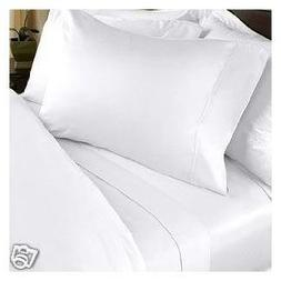 1200 Thread Count 4pc CAL KING SIZE Egyptian Bed Sheet Set,D