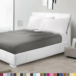 1500 Collection Single Flat Sheet / Top Sheet - Available in