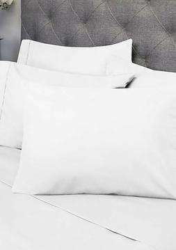 6 Piece 1500 Thread Count Egyptian Quality Deep Pocket Bed S