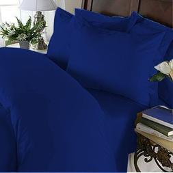 1500 Thread Count Egyptian Quality Duvet Cover Set, 3pc Luxu