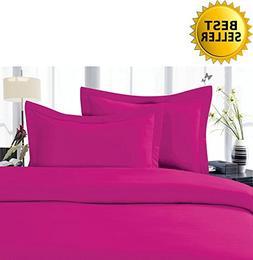 Elegant Comfort 4-Piece 1500 Thread Count Egyptian Quality H
