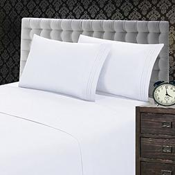 Elegant Comfort 1500 Thread Count Luxury Egyptian Quality Wr