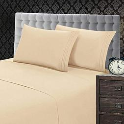 Elegant Comfort 1500 Thread Count Luxury Egyptian Quality Wr