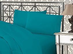 Elegant Comfort 4 Piece 1500 Thread Count Luxurious Ultra So