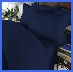 Elegance Linen ® 1500 Thread Count WRINKLE RESISTANT 4 pc S