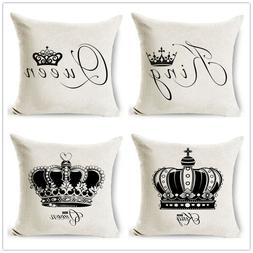 18 inch pillow cover modern creative king