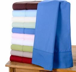 1800 Count Bamboo Comfort Extra Soft Bed Sheet Set Deep Pock