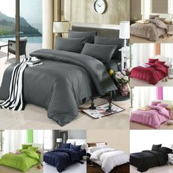 1800 COUNT DEEP POCKET 4 PIECE BED SHEET SET 7 COLORS KING T