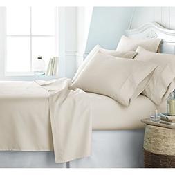 Italian Luxury 1800 Hotel Collection Bed Sheet Set - Deep Po