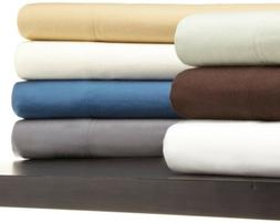 1800 PREMIER COLLECTION 6 PIECE DEEP POCKET BED SHEET SET