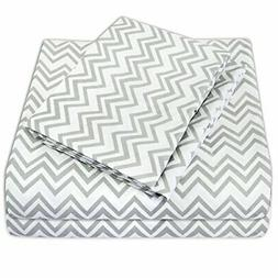 Sweet Home Collection 4 Piece 1800 Thread Count Egyptian Qua