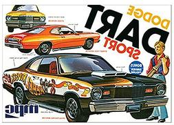 MPC 1975 Dodge Dart Sport model kit 1/25