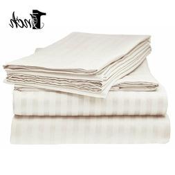 1inchome 100 percent egyptian bedding set comfort
