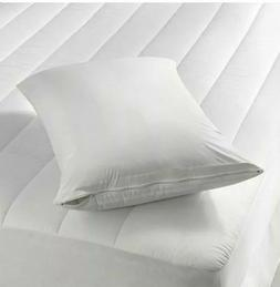 2 Deluxe Vinyl Pillow Cover Case Waterproof Protector Bed Wi