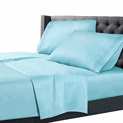 Nestl Bedding 3 Piece Sheet Set - 1800 Deep Pocket Bed Sheet