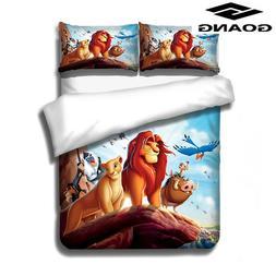 GOANG 3d Digital printing Lion <font><b>King</b></font> kids