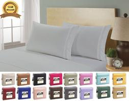 4 Piece Deep Pocket Bed Sheets set Twin,Full,Queen,King Shee