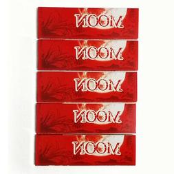 5×32 sheets 97mm king size Moon Red Wood Pulp Cigarette Tob