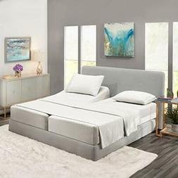 Nestl Bedding 5 Piece Sheet Set - 1800 Deep Pocket Bed Sheet