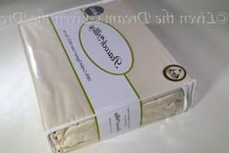 Peacock Alley 500 TC 100% Egyptian Cotton  Sateen King Sheet