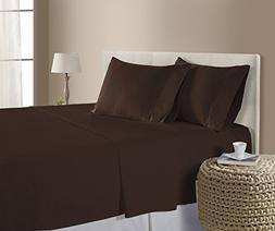 500 Thread Count Cotton Sheets Set - 100 Pima Cotton Pure Sa