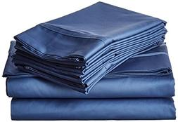 Tribeca Living 6 Piece 500 Thread Count Egyptian Cotton Sate