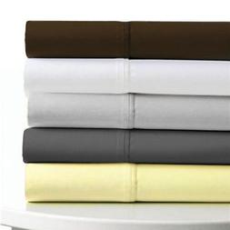 Tribeca Living 600 TC 100% Egyptian Cotton Sateen Deep Pocke