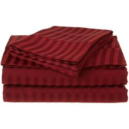 600 Thread Count 100% Egyptian Cotton Italian Finish 4 Piece