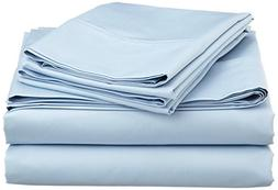 JB Linen 600 Thread Count 100% Pure Egyptian Cotton 4-Piece