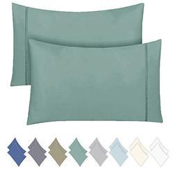 California Design Den 600 Thread Count Pillowcase Set of 2,
