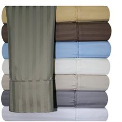 620-Thread-Count Sheet Set, Wrinkle-Free Cotton-Blend Sheets