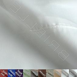 Brielle 630 Thread Count Egyptian Cotton Sateen Premium 600