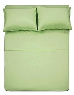 Royal Linen Bedding's 700 Thread Count Egyptian Cotton 4-Pie