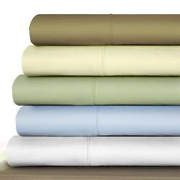 Tribeca Living 800 TC 100% Egyptian Cotton Sateen Deep Pocke
