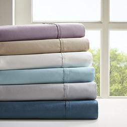 Madison Park 800 Thread Count Cotton Blend 6 Piece Sheet Set