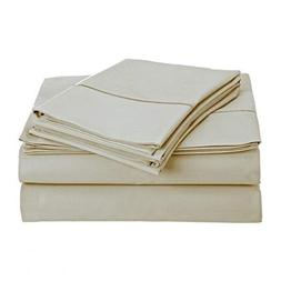 Audley Home 800 Thread Count 100% Long Staple Cotton Sheet S