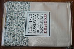 Edmond Frette King Top Sheet 100% supper fine Cotton Italy N