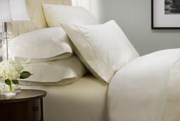 Kirkland Signature White 540 Thread Count Supima Cotton SIX