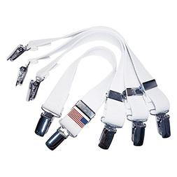 The Original New and Improved Sheet Suspenders  Brand Mini's