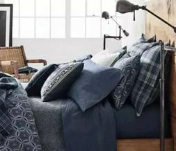 artisan loft laight dark blue 2 king