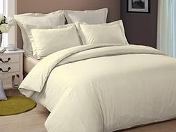 Authentic Egyptian cotton Sheet Set fits mattresses up to 21
