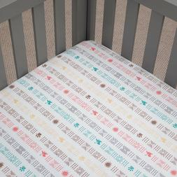 Disney Baby Lion King Cirle of Life 100% Cotton Fitted Crib
