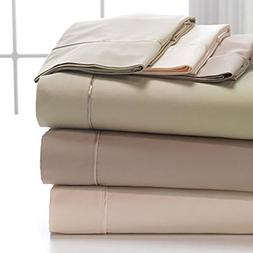 DreamFit Degree 5 Bamboo Rich Split King Sheet Set for Adjus