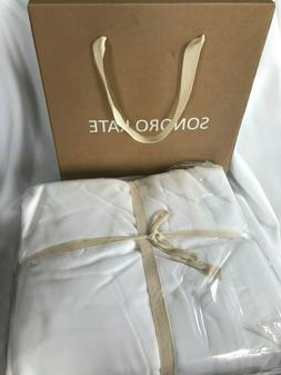 Sonoro Kate Bed King Sheet Set Soft 1800 Thread Count Hypoal