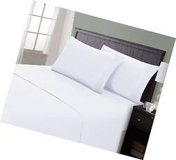 Bed Sheet Pillowcase Set HOTEL Egyptian Bedding Deep Pocket